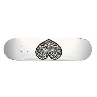 Swirled Love Skate Deck