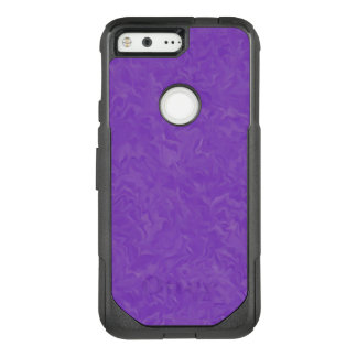 Swirled Shades of Purple Abstract Art OtterBox Commuter Google Pixel Case