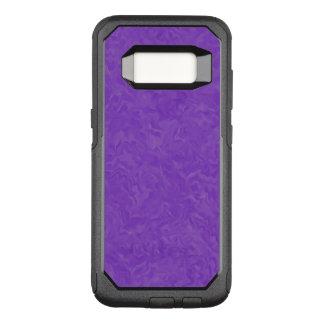 Swirled Shades of Purple OtterBox Commuter Samsung Galaxy S8 Case