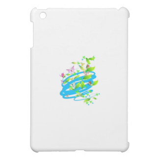 Swirling Butterflies Cover For The iPad Mini