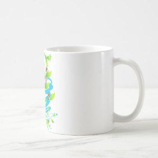Swirling Butterflies Mug