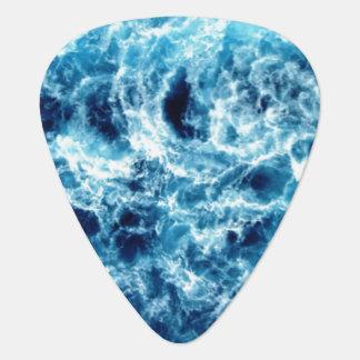 Swirling Sea Guitar Pick