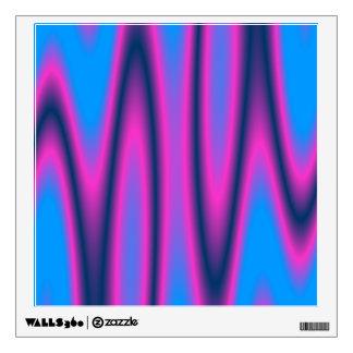 Swirls #8 wall sticker