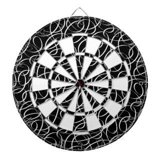 Swirls Dartboard