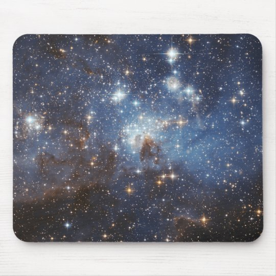 Swirls of gas and dust mouse pad