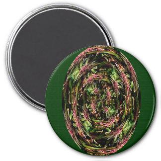 Swirls of Grape Ape... Magnet