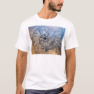 Swirls of Time T-Shirt