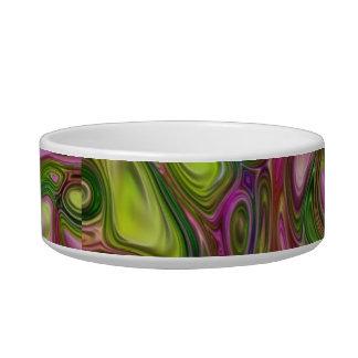 Swirls Pet Bowl