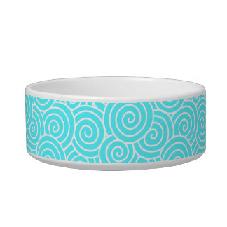 Swirls Pet Food Bowls