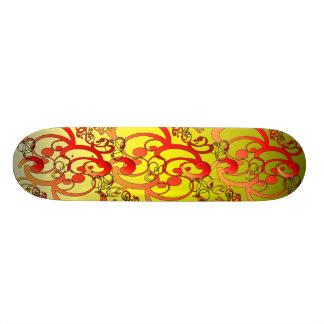 Swirls - skate board
