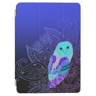 "Swirly Barn Owl 9.7"" iPad Pro Cover"