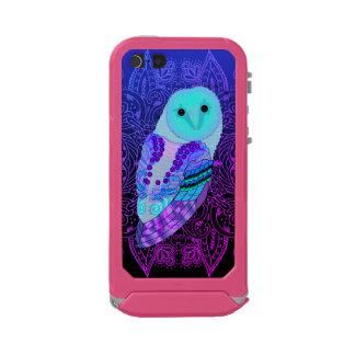 Swirly Barn Owl Incipio ATLAS ID™ iPhone 5 Case