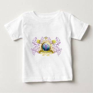 Swirly Blazon Faerie Godmother T Shirts