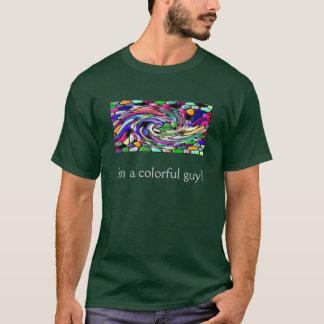 Swirly Mosaic T-Shirt