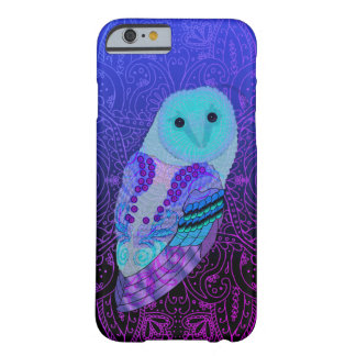 Swirly Owl Barely There iPhone 6 Case