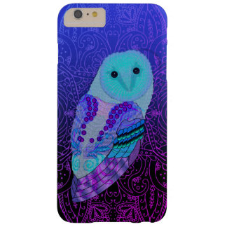 Swirly Owl Barely There iPhone 6 Plus Case