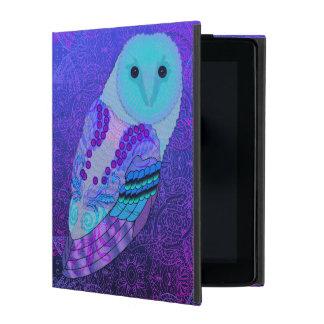 Swirly Owl iPad Case