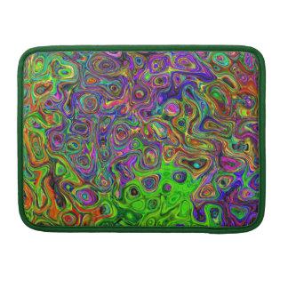 "Swirly Patterned Macbook Pro Sleeve 13"""