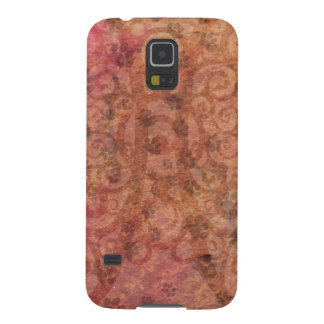 Swirly Paws Galaxy S5 Covers