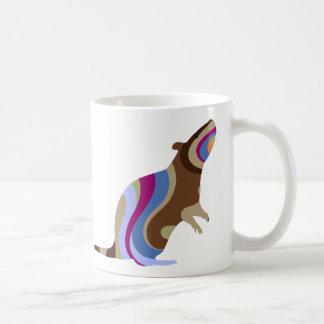 Swirly Rat Coffee Mug