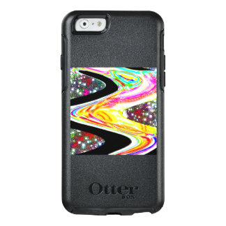 Swirly twirls road OtterBox iPhone 6/6s case