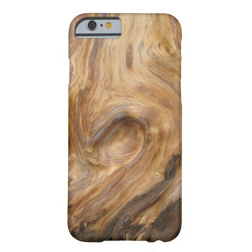 Swirly Wood Grain iPhone 6 Case