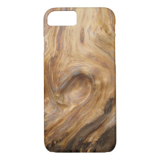 Swirly Wood Grain iPhone 7 Case