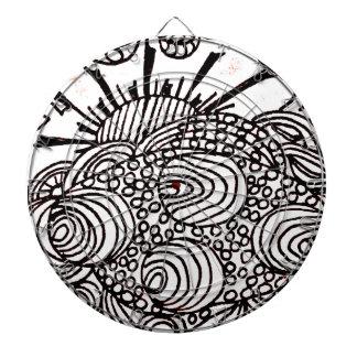 swirlysun dartboard