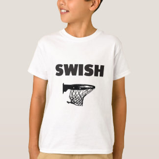 Swish basketball T-Shirt