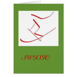 SWISH! CARD