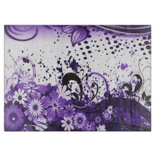 Swish purple boards