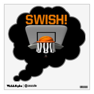 Swish Wall Decal