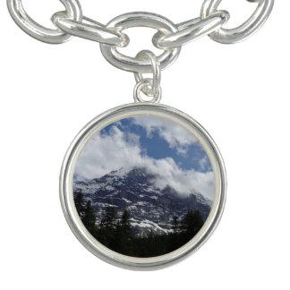 Swiss Alps Charm Bracelets