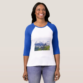 Swiss alps scene T-Shirt