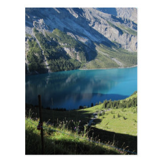 Swiss Alps Schweizrer Berge Postcard