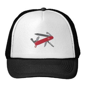 Swiss Army Knife Hats