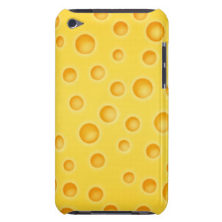 Swiss Cheese Cheezy Texture Pattern iPod Touch Case-Mate Case