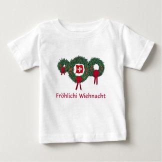 Swiss Christmas 2 Baby T-Shirt