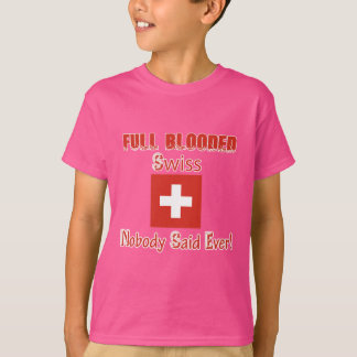 Swiss citizen  design T-Shirt
