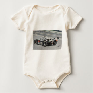 Swiss Clockwork Baby Bodysuit