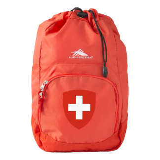 Swiss Coat of arms Backpack
