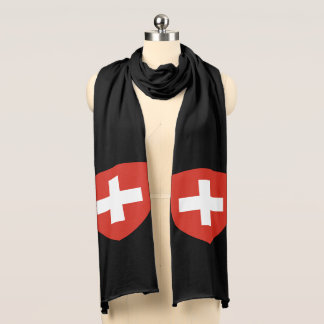 Swiss Coat of arms Scarf