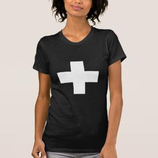 Swiss Cross Tee