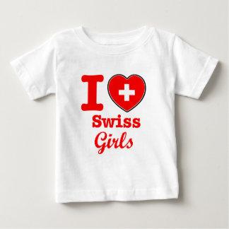 Swiss Design Baby T-Shirt
