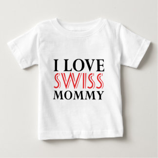 SWISS Design Baby T-Shirt