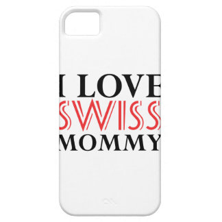SWISS Design iPhone 5 Case