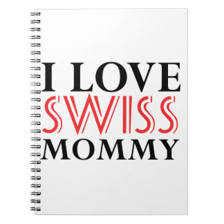 SWISS Design Notebooks