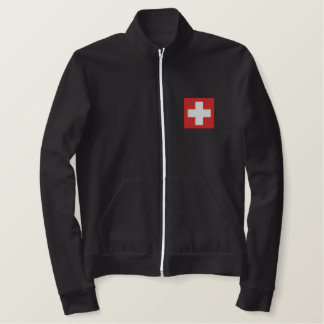 SWISS EMBROIDERED JACKETS
