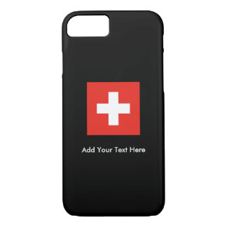 Swiss Flag Case-Mate iPhone Case