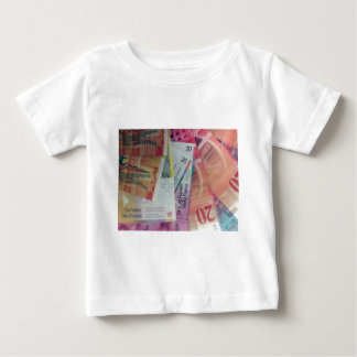 Swiss franks baby T-Shirt